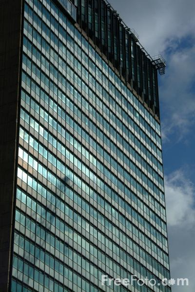Picture of Modern Building, Manchester - Free Pictures - FreeFoto.com