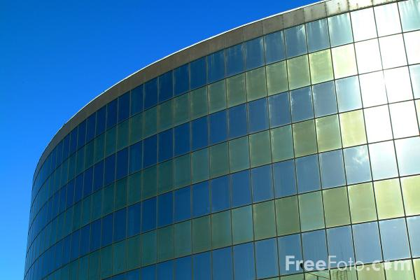 Picture of Modern Office Building, Hull - Free Pictures - FreeFoto.com