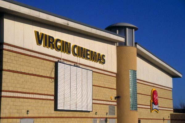 Picture of Virgin Cinemas, Bolden - Free Pictures - FreeFoto.com