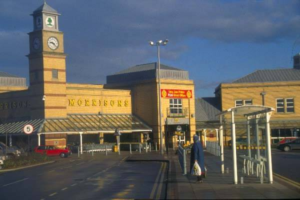 Picture of Morrisons, Darlington - Free Pictures - FreeFoto.com