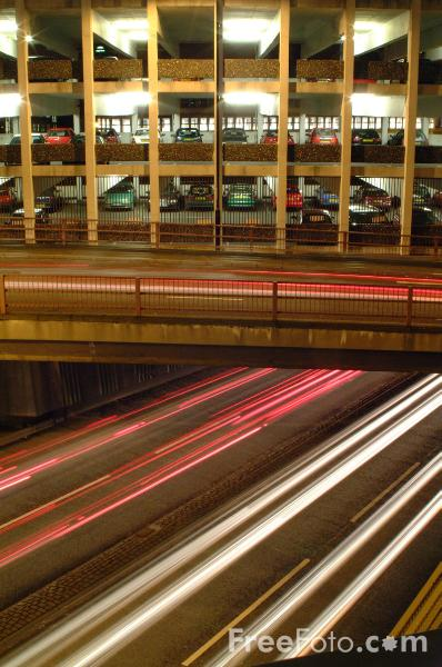 Picture of Motorway - Free Pictures - FreeFoto.com