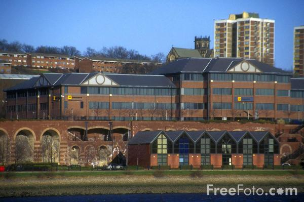 Picture of Newcastle Business Park - Free Pictures - FreeFoto.com