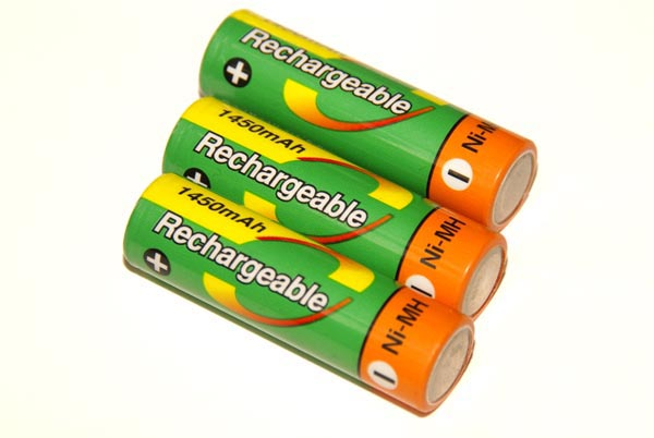 Picture of Rechargeable battery - Free Pictures - FreeFoto.com