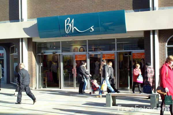 Picture of BHS, Northumberland Street, Newcastle - Free Pictures - FreeFoto.com