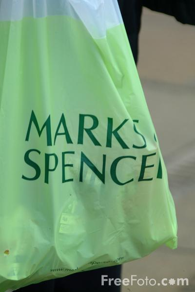 Picture of Marks and Spencer - Free Pictures - FreeFoto.com