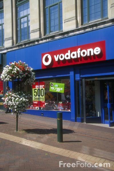 Picture of Vodafone - Free Pictures - FreeFoto.com