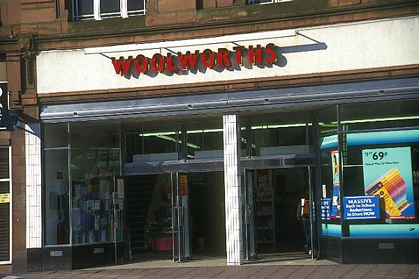 Picture of Woolworths - Free Pictures - FreeFoto.com