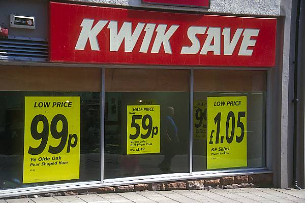 Picture of Kwik Save - Free Pictures - FreeFoto.com