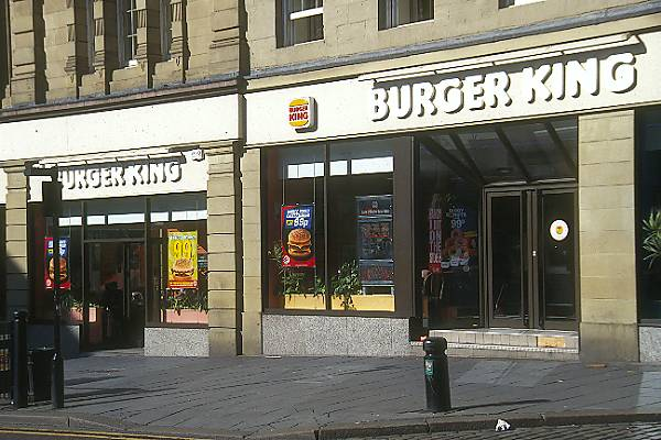Picture of Burger King - Free Pictures - FreeFoto.com