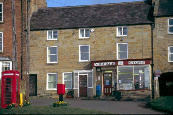 Picture of Village Store, Stamfordham - Free Pictures - FreeFoto.com
