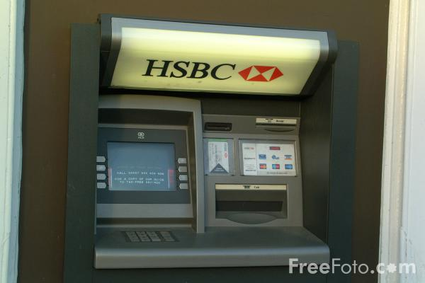 Picture of Cash Machine - Free Pictures - FreeFoto.com