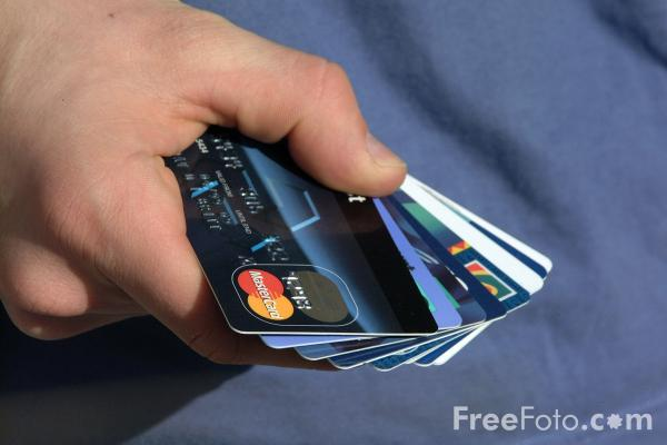 Picture of Credit Cards - Free Pictures - FreeFoto.com