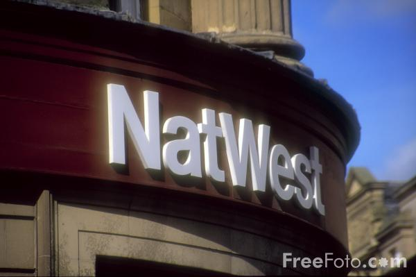 Picture of NatWest Bank - Free Pictures - FreeFoto.com
