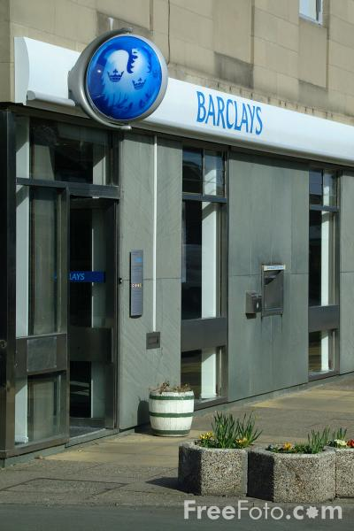 Picture of Barclays Bank, Ponteland - Free Pictures - FreeFoto.com
