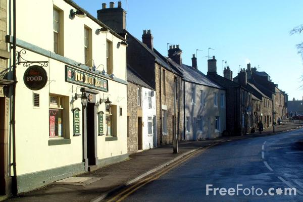 Picture of The Blue Bell, Corbridge - Free Pictures - FreeFoto.com