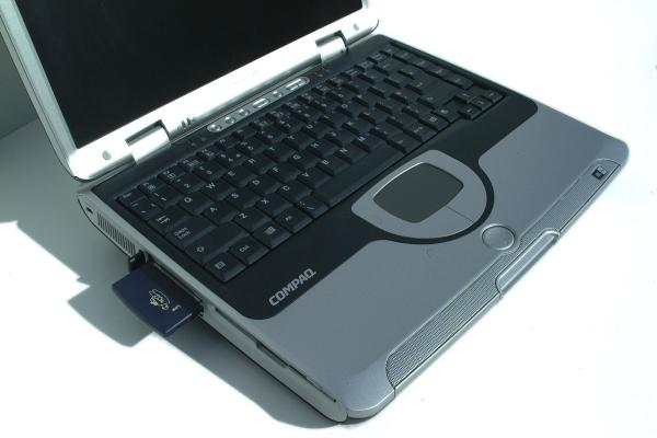 Picture of Laptop Computer - Free Pictures - FreeFoto.com