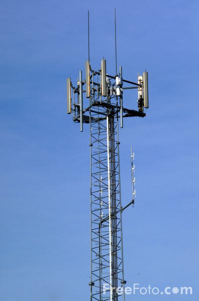 Mobile Phone Mast pictures, free use image, 04-23-56 by ... Desktop Computers