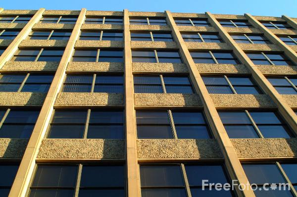 Picture of Modern Building, Newcastle upon Tyne - Free Pictures - FreeFoto.com