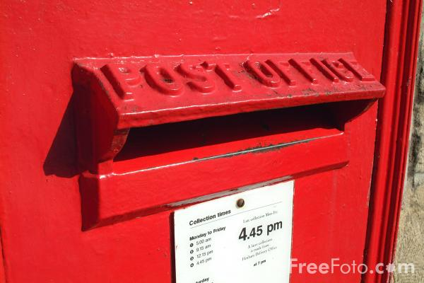 Picture of Mail Box - Free Pictures - FreeFoto.com