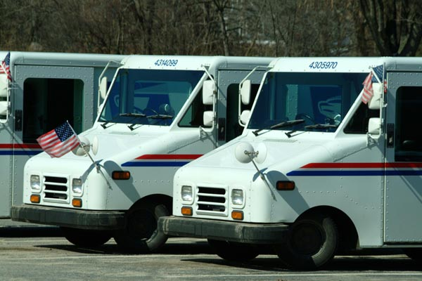Picture of United States Postal Service - Free Pictures - FreeFoto.com