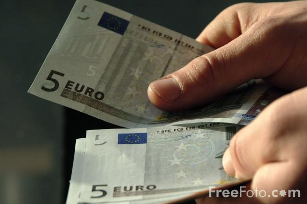 Picture of Euro Notes - Free Pictures - FreeFoto.com