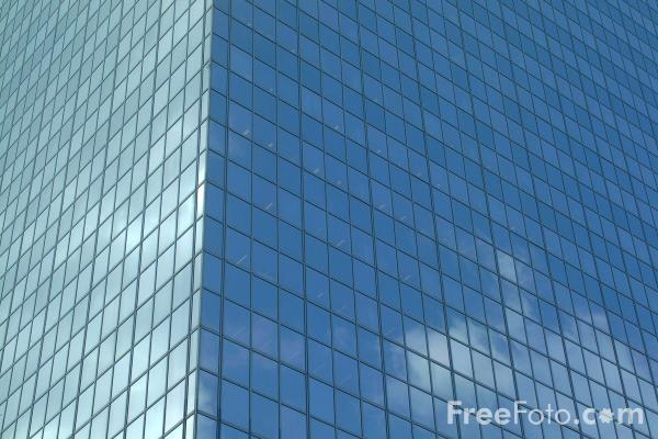 Picture of Modern Skyscraper, Brussels, Belgium - Free Pictures - FreeFoto.com