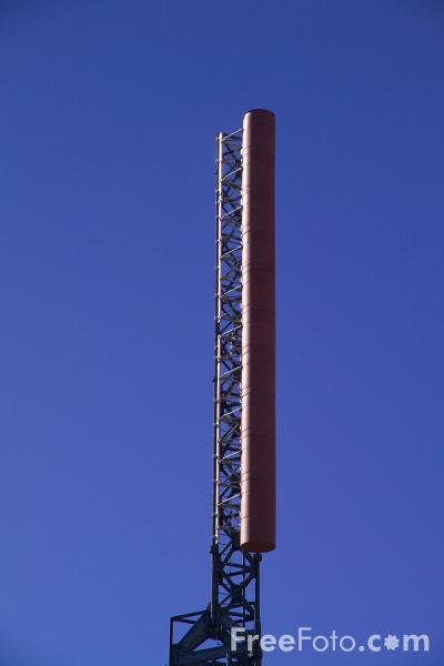 Picture of Cell Phone Tower - Free Pictures - FreeFoto.com