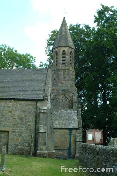 Picture of Parish Church, Birtley, Northumberland - Free Pictures - FreeFoto.com