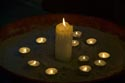 Image Ref: 05-17-33 - Church Candle, Viewed 7947 times