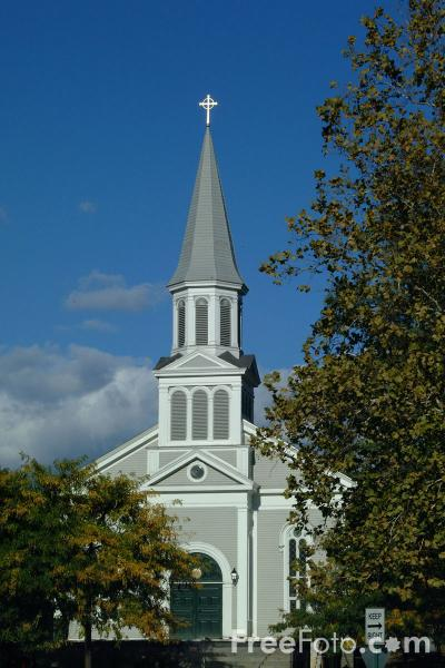 Picture of Concord, Massachusetts - Free Pictures - FreeFoto.com