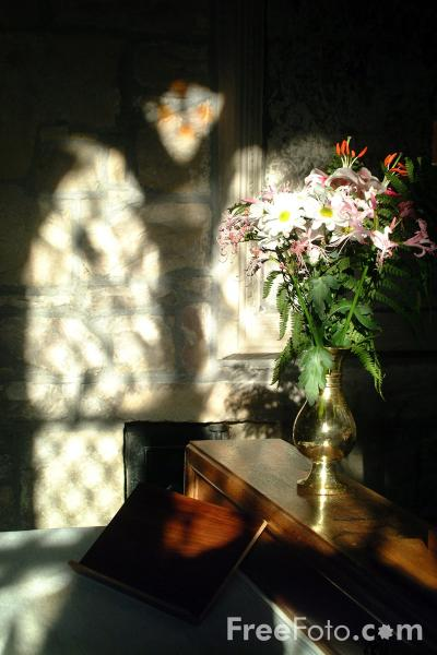 Picture of Church Window - Free Pictures - FreeFoto.com