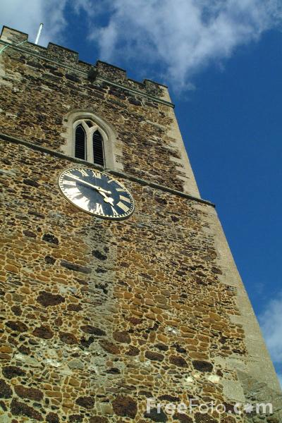 Picture of Parish Church, Norfolk - Free Pictures - FreeFoto.com