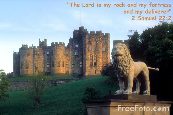 Picture of The Lord is my rock - Free Pictures - FreeFoto.com