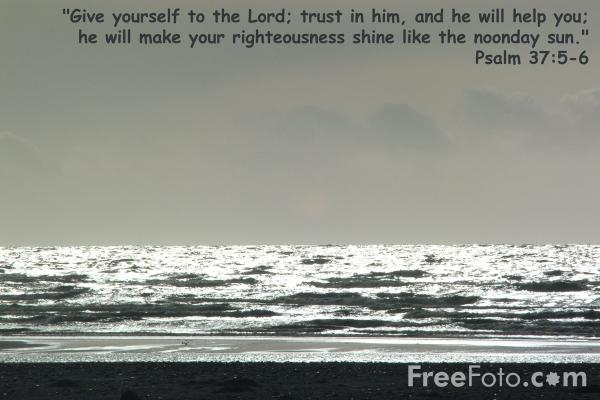 Picture of Give yourself to the Lord - Free Pictures - FreeFoto.com