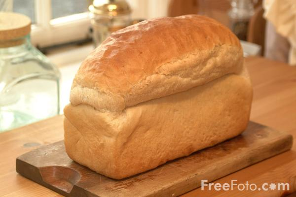 Picture of Bread - Free Pictures - FreeFoto.com