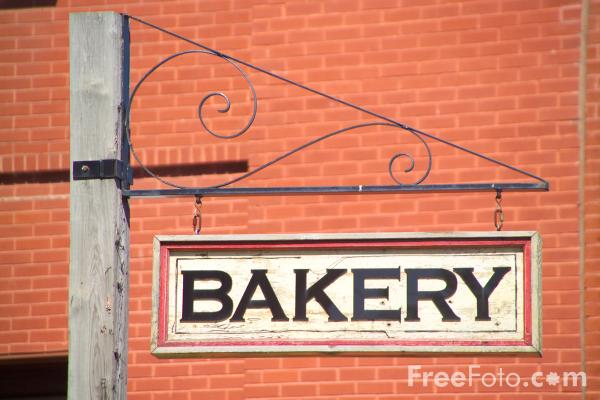 Bakery Sign Pictures Free Use Image 09 03 35 By Freefoto Com