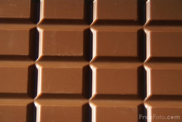 Picture of Chocolate - Free Pictures - FreeFoto.com