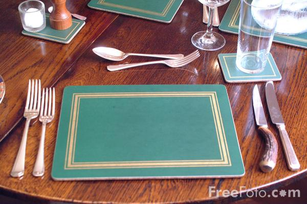 Clermont State Historic Site: SilverWhere?: Place Settings in History