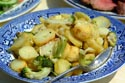 Image Ref: 09-28-10 - Fried potato and broccoli, Viewed 8626 times