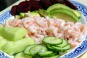 Image Ref: 09-28-4 - Prawn Salad, Viewed 29295 times