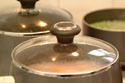 Image Ref: 09-32-24 - Saucepans on a cooker, Viewed 6693 times