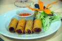 Image Ref: 09-39-2 - Spring Rolls, Viewed 18209 times