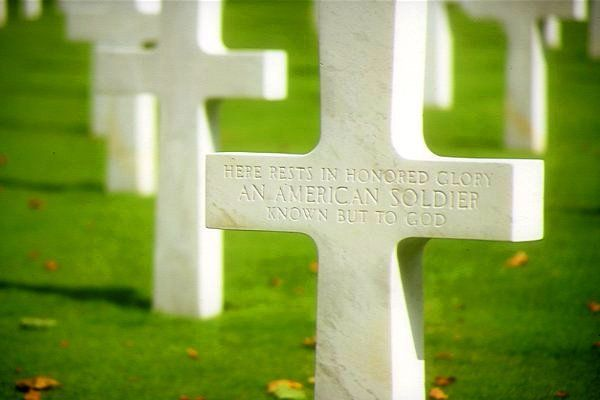 Picture of Aisne Marne American Cementary - Free Pictures - FreeFoto.com