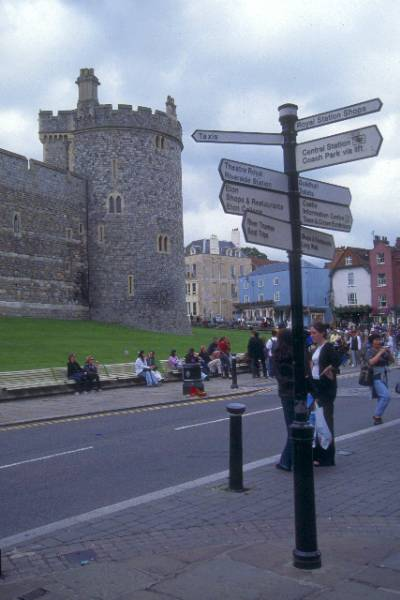 Picture of Windsor - Free Pictures - FreeFoto.com