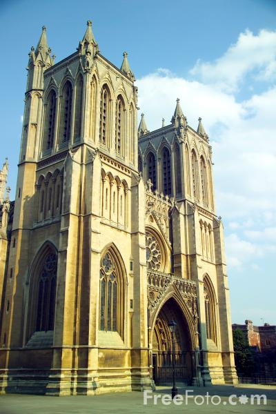 Picture of Bristol Cathedral - Free Pictures - FreeFoto.com