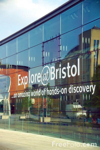 Picture of At Bristol - Free Pictures - FreeFoto.com
