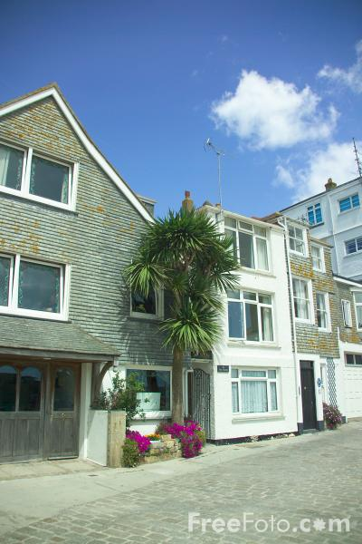 Picture of St Ives,  Cornwall - Free Pictures - FreeFoto.com