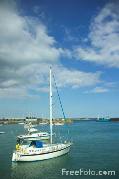 Picture of Penzance,  Cornwall - Free Pictures - FreeFoto.com