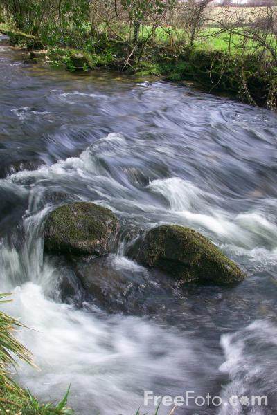 Picture of Golitha Falls, Cornwall - Free Pictures - FreeFoto.com