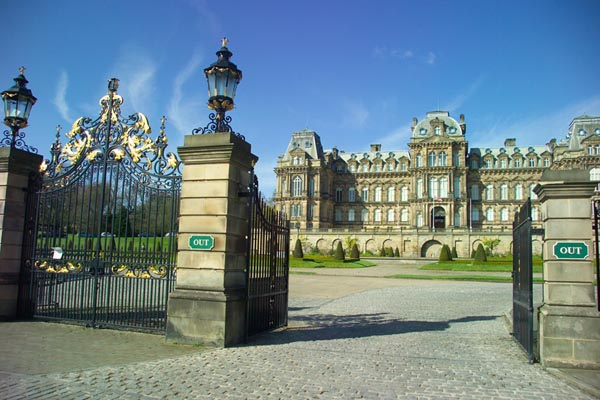 Picture of Bowes Museum, Barnard Castle - Free Pictures - FreeFoto.com